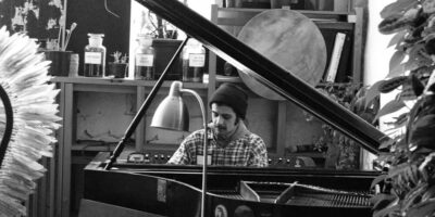 Stan Ibrahim (Mauser).  Music for piano (VIDEO)