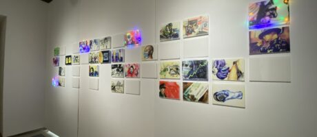 """Discussion about updating of exhibition """"Why there will be women artists in Lviv"""""""