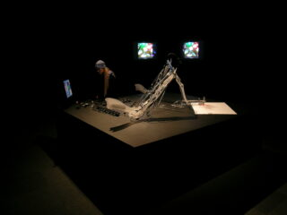 Шукаючи межі: тіло в технобіологічному мистецтві. Лекція Андрія Лініка