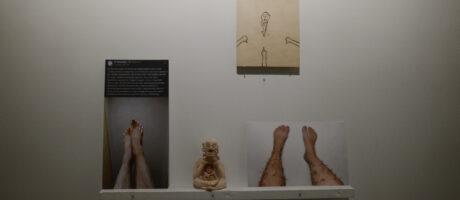 "Excursion of Oleg Suslenko with the exhibition ""Peršyj Lvivsjkyj Kvir"""