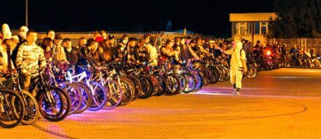 Victoria Veselovska about Night cycling